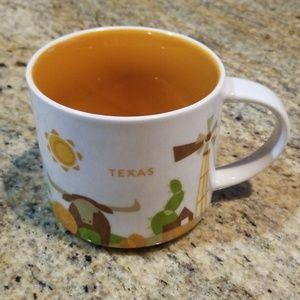 Starbucks Texas mug